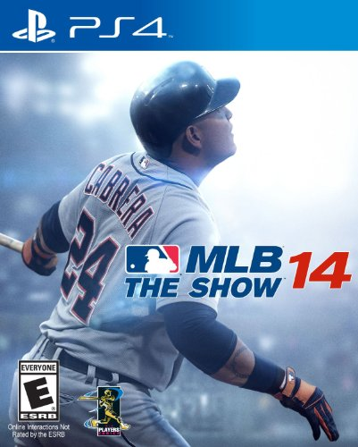 MLB 14 : The Show - Baseball - PS4 [Region Free USA Import]
